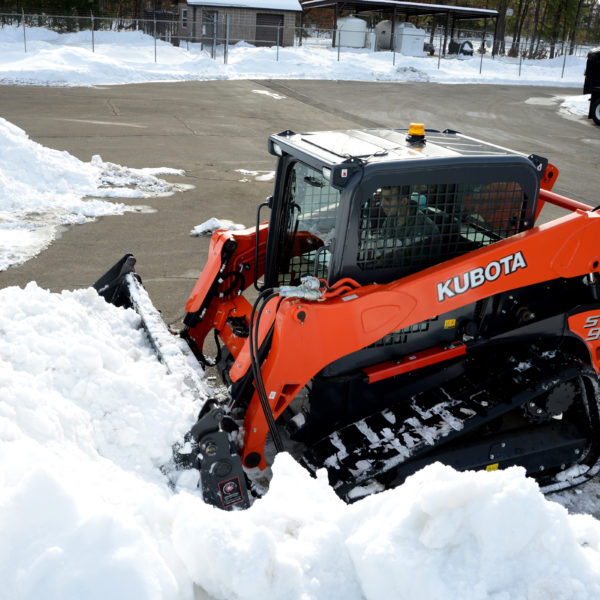 Kubota Snow Plow