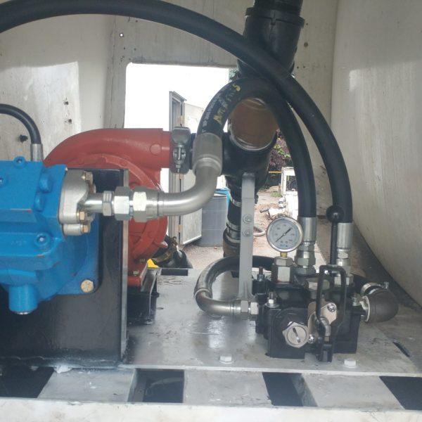 Pressure Washer System