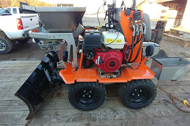 Landscape Equipment Repair