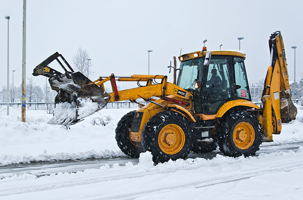 Snow Removal Equipment Repair